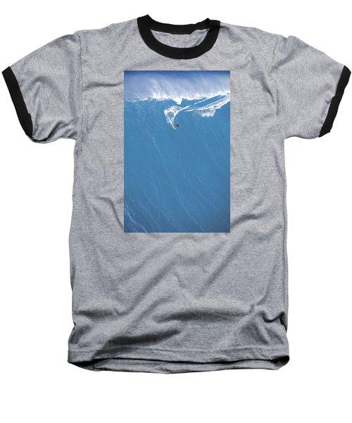 Power Turn Baseball T-Shirt