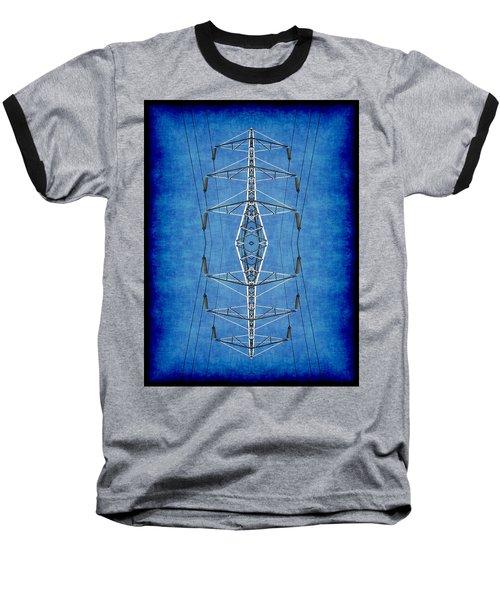Power Up 3 Baseball T-Shirt