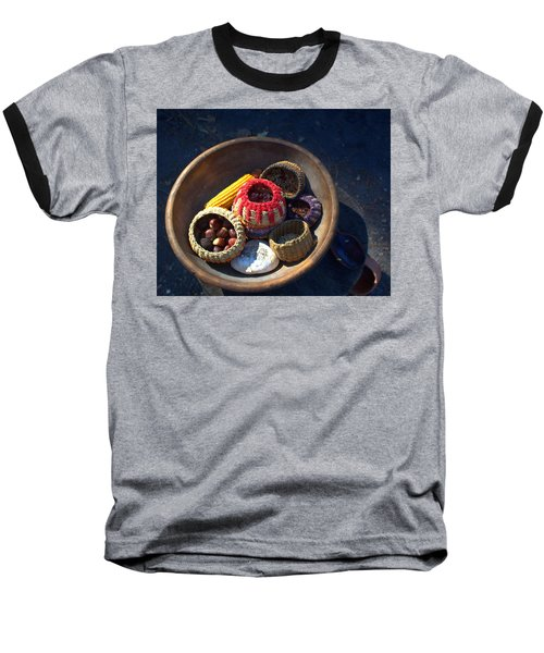 Powhatan Staples Baseball T-Shirt