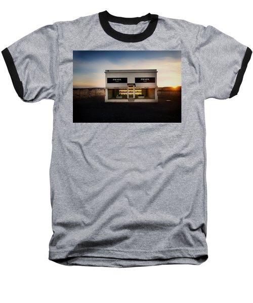 Prada Marfa Baseball T-Shirt