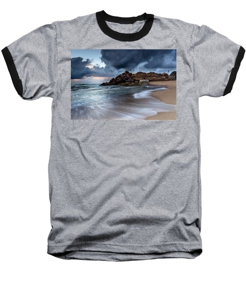 Praia Formosa Baseball T-Shirt