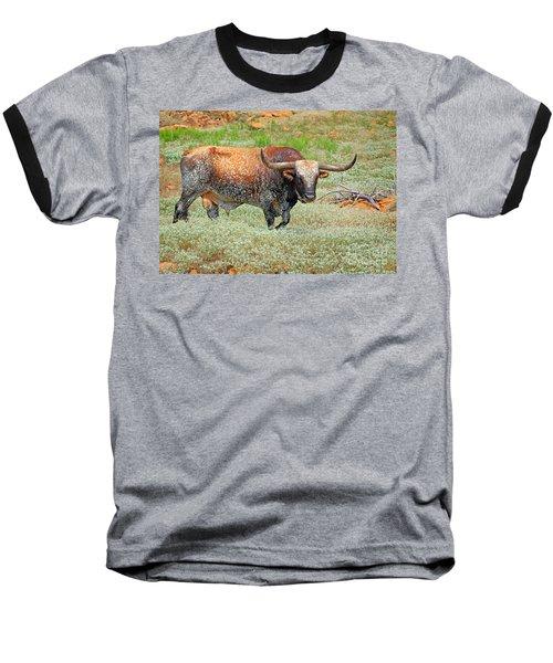 Prairie Longhorn Baseball T-Shirt