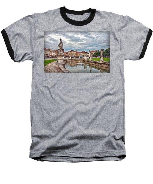 Prato Della Valle Baseball T-Shirt by Hanny Heim