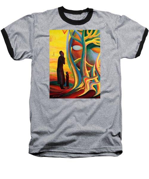 Prayers At The Tree Of Life Baseball T-Shirt