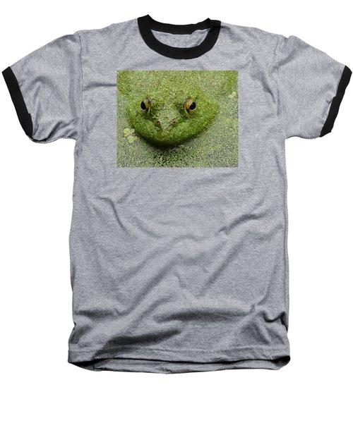 Predator Baseball T-Shirt by I'ina Van Lawick