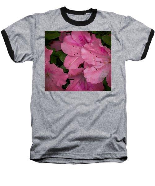 Premium Pink Baseball T-Shirt