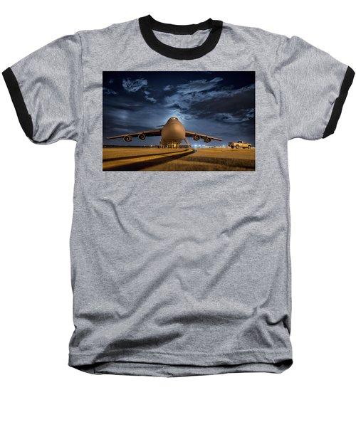 Prepped For Flight Baseball T-Shirt
