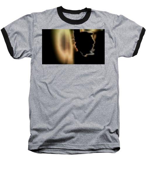Presence 3 Baseball T-Shirt by Paulo Guimaraes
