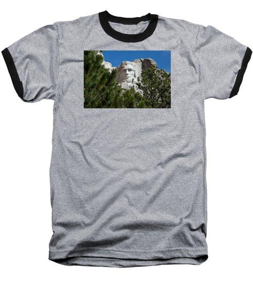 President Abraham Lincoln Baseball T-Shirt