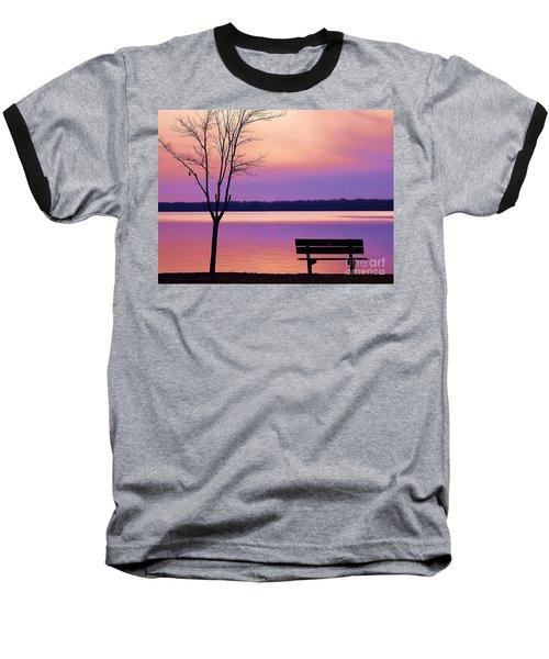 Presque Isle Solitude 11.12.12 Baseball T-Shirt