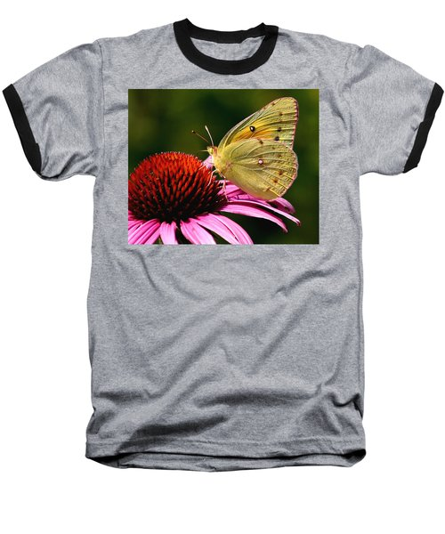 Pretty As A Butterfly Baseball T-Shirt