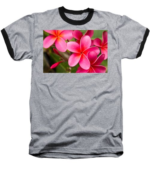Pretty Hot In Pink Baseball T-Shirt