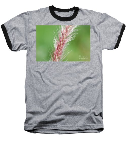 Baseball T-Shirt featuring the photograph Pretty In Pink by Bianca Nadeau