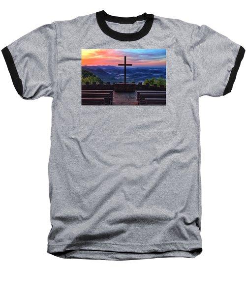 Pretty Place Chapel Sunrise Baseball T-Shirt