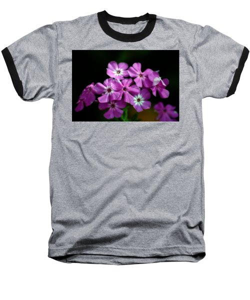 Pretty Purple Baseball T-Shirt