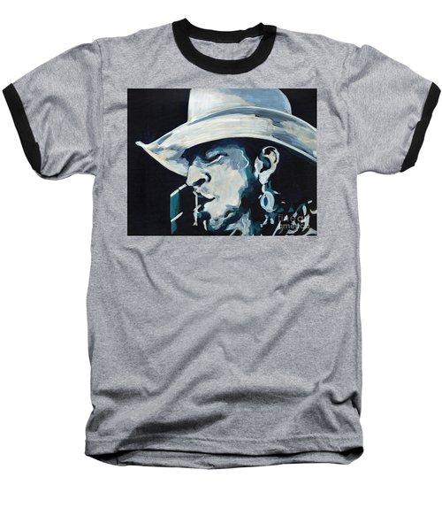 Stevie Ray Vaughan - Pride And Joy Baseball T-Shirt