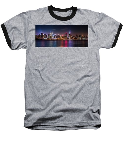 Pride Weekend Panorama Baseball T-Shirt