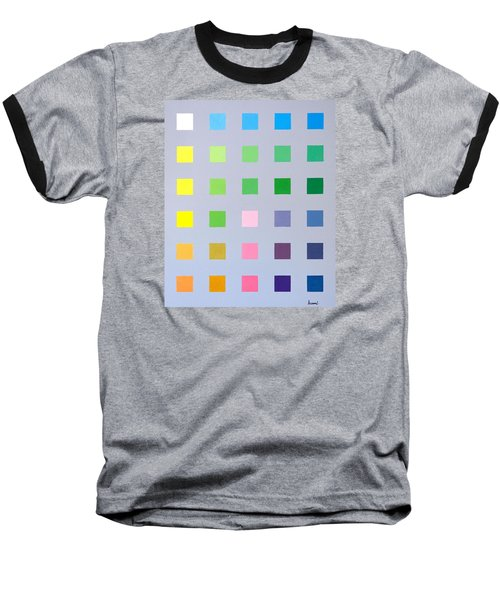 Primary To Tertiary Baseball T-Shirt
