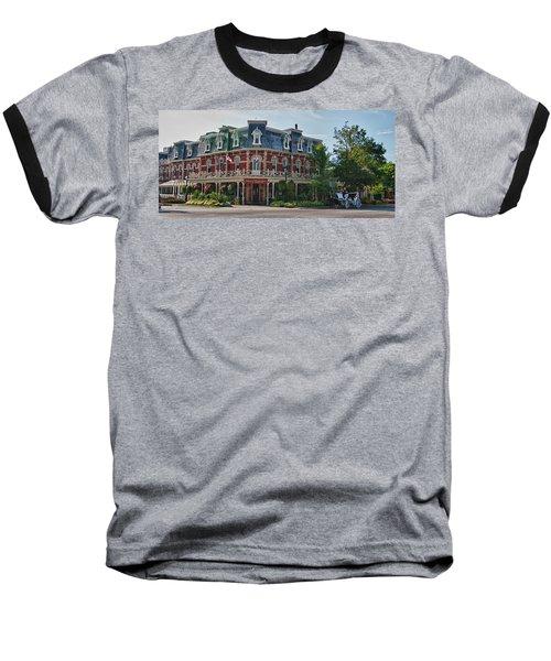 Prince Of Wales Hotel 9000 Baseball T-Shirt