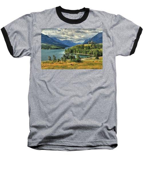 Prince Of Whales Baseball T-Shirt