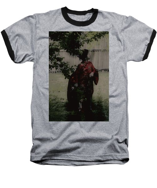 Baseball T-Shirt featuring the photograph Princess Of Tranquility  by Jessica Shelton
