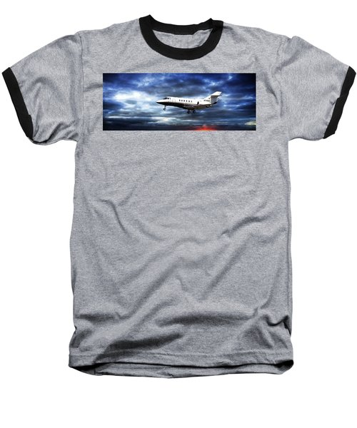 Baseball T-Shirt featuring the photograph Private Business by Aaron Berg