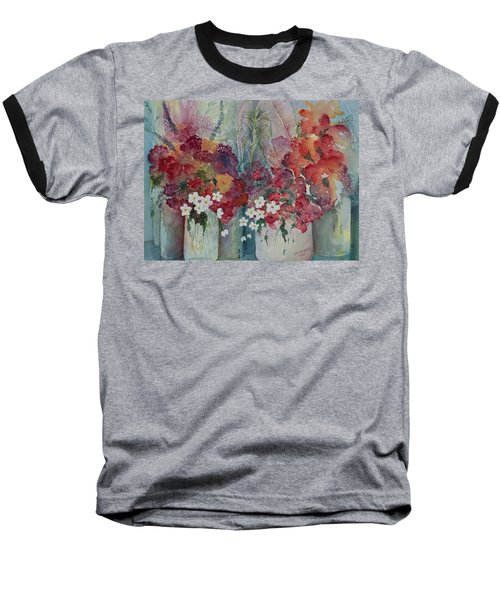 Profusion Baseball T-Shirt by Lee Beuther
