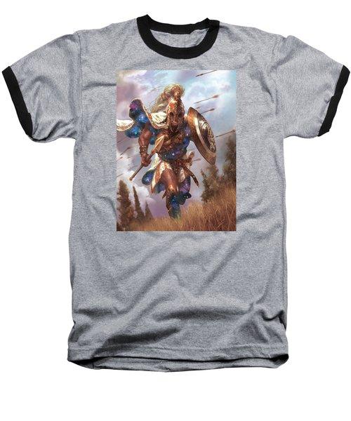Promo Soldier Token Baseball T-Shirt