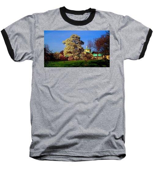 Prospect Park In Brooklyn II Baseball T-Shirt