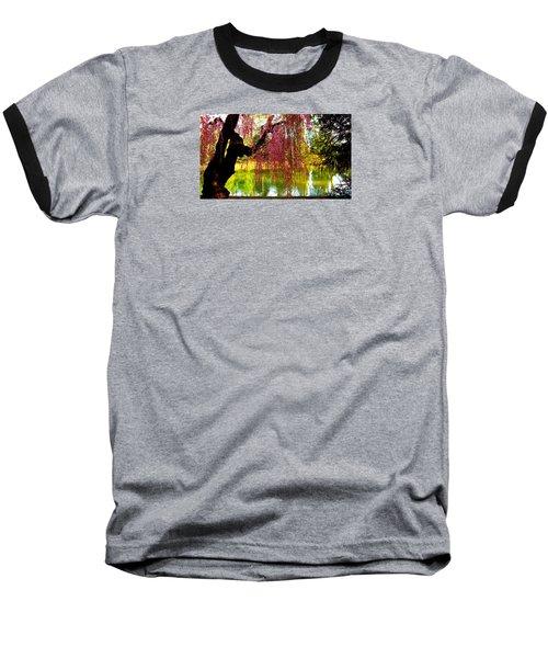 Prospect Park In Brooklyn Baseball T-Shirt