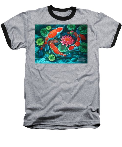 Prosperity Pond Baseball T-Shirt