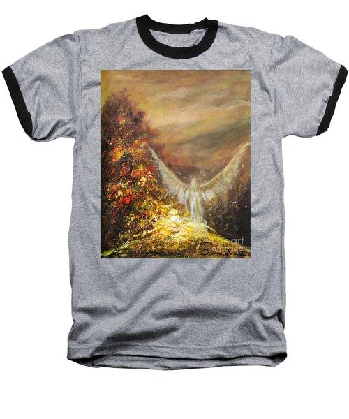 Protecting Mother Earth Baseball T-Shirt