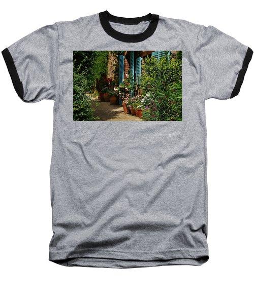 Provencal Alley Baseball T-Shirt