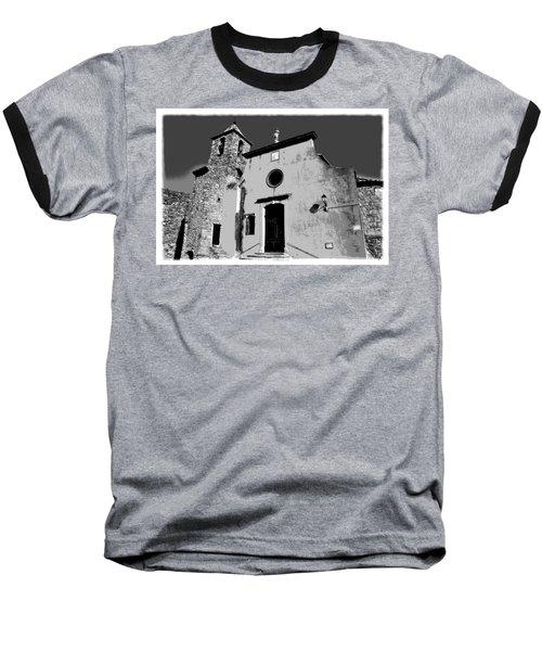 Provencal Church  Baseball T-Shirt