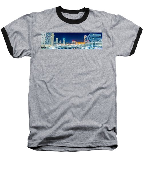 Baseball T-Shirt featuring the photograph Providence by Alex Grichenko