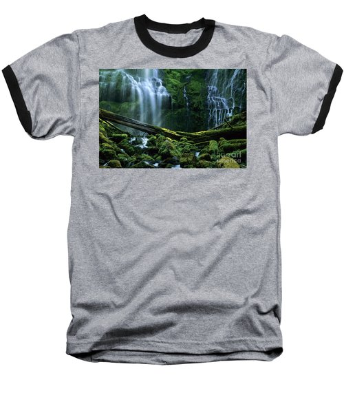 Proxy Falls Baseball T-Shirt