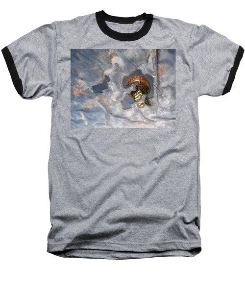 Puddle Of Sunsphere Baseball T-Shirt