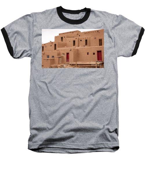 Pueblo Living Baseball T-Shirt