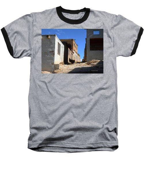 Pueblo Pathway Baseball T-Shirt