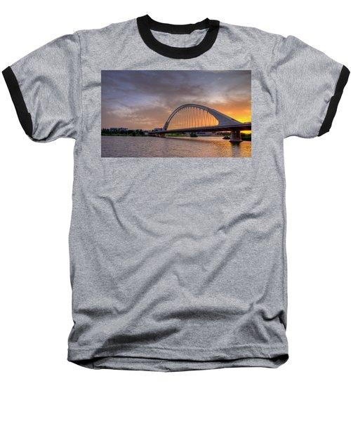 Puente De Lusitania II Baseball T-Shirt