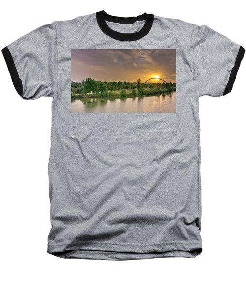 Puente De Lusitania Baseball T-Shirt