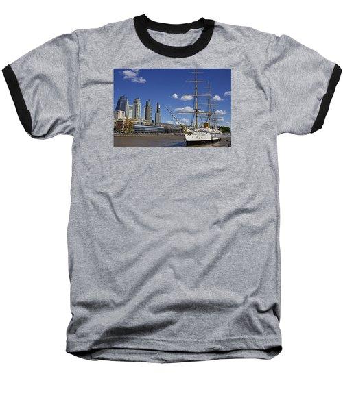 Puerto Madero Buenos Aires Baseball T-Shirt