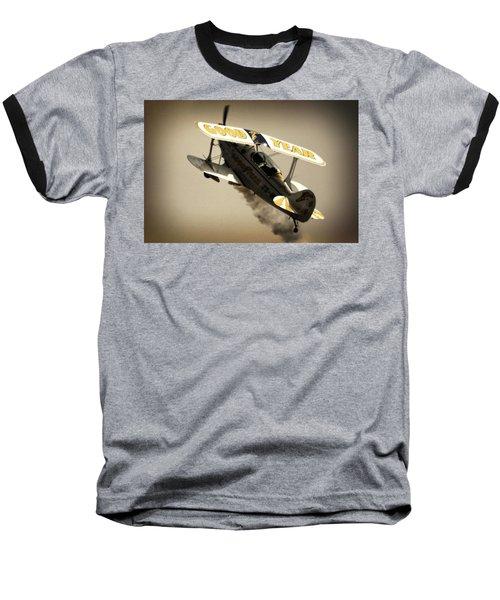 Pulling Up Baseball T-Shirt