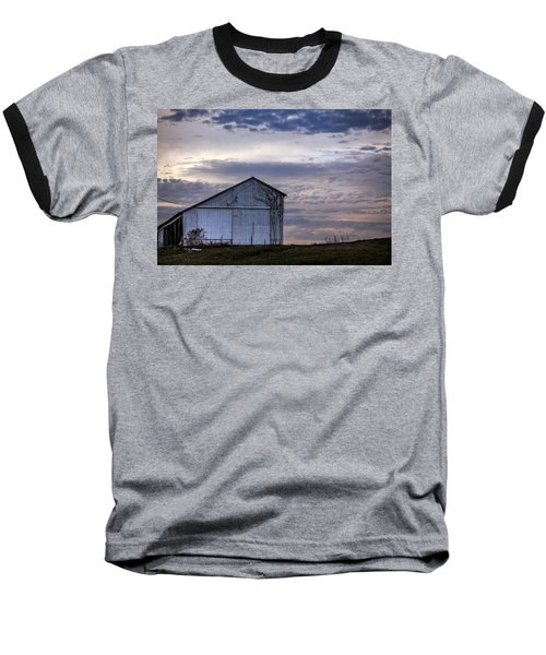 Baseball T-Shirt featuring the photograph Pure Country by Sennie Pierson