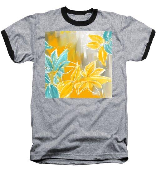 Pure Radiance Baseball T-Shirt by Lourry Legarde