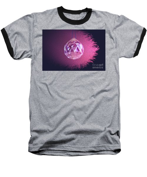 Purple Blaze Baseball T-Shirt