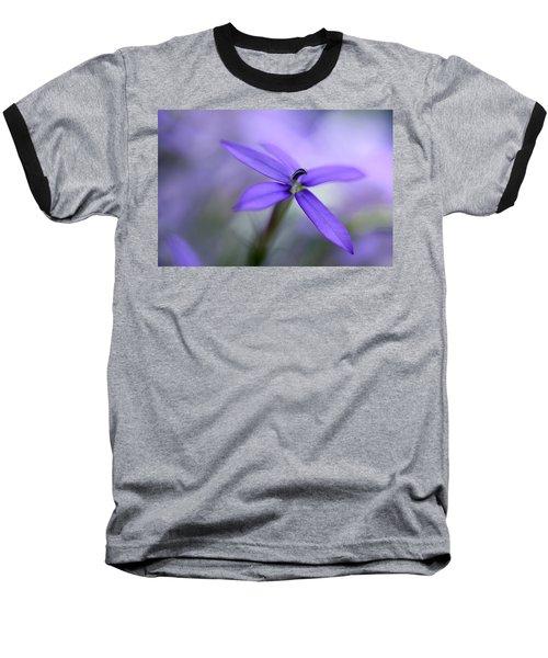 Purple Dreams Baseball T-Shirt