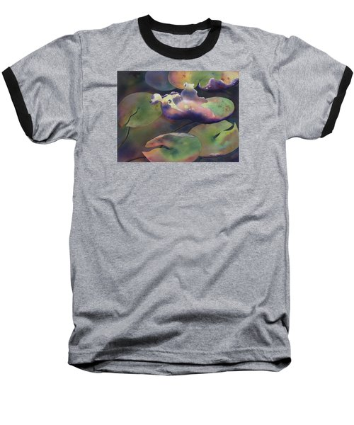 Purple Linings II Baseball T-Shirt