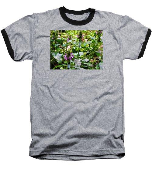 Purple Baseball T-Shirt
