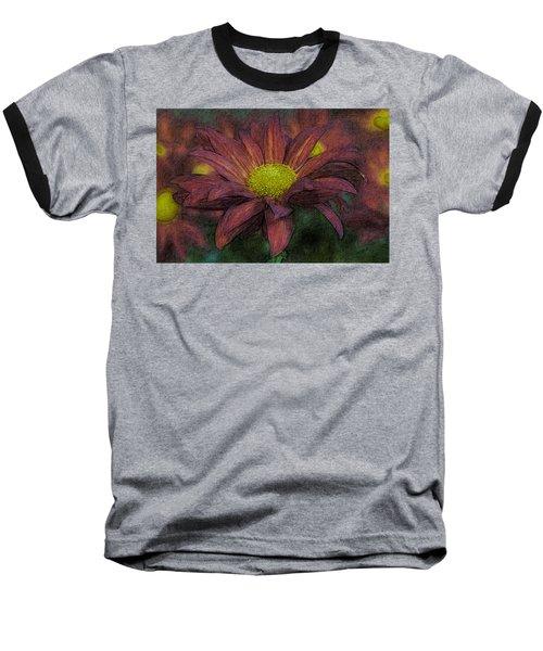 Purple Mum Baseball T-Shirt